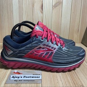Brooks Glycerin 14 Women's Gym Red Running Shoes